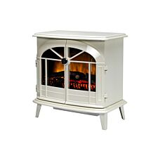 Dimplex Chevalier Electric Stove Heater with Optiflame Effect 2kW
