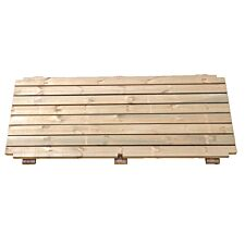 Zest4Leisure Base for Sleeper Raised Bed 1.8 x 0.90 x 0.30/0.45