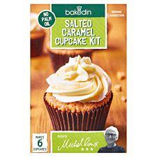 Bakedin Salted Caramel Cupcake Kit