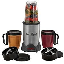 Cooks Professional NutriBlend 1000 Edition 10 Piece Blender - Silver