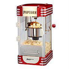 Cooks Professional Retro 310W Popcorn Maker - Red