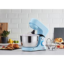 Cooks Professional G3138 1000W Stand Mixer - Blue