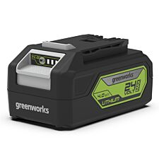 Greenworks 24v 4Ah Lithium-ion Rechargeable Battery