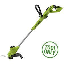 Greenworks 24v Cordless Line Trimmer (Tool Only)
