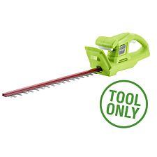 Greenworks 24v Cordless Hedge Trimmer (Tool Only)