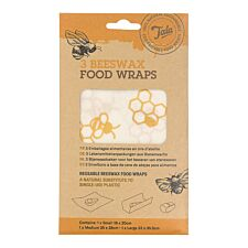 Tala Honeycomb Food Wax Wraps - Pack of 3