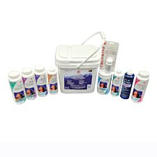 Canadian Spa Deluxe Chemical Spa Kit