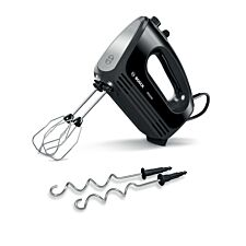 Bosch MFQ2420BGB 400W Hand Mixer - Black