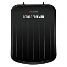 George Foreman Small Fit Grill - Black