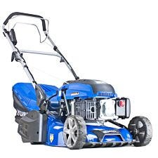 "Hyundai HYM480SPER 19"" 48cm 480mm Self Propelled 139cc Petrol Roller Lawn Mower - Includes 600ml Engine Oil"
