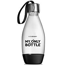 "SodaStream 1/2 Litre ""My Only"" Bottle - Black"