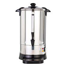 Fine Elements SDA1596 950W 10L Water Urn – Silver