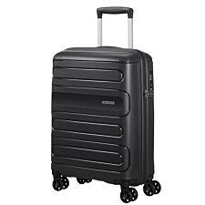 American Tourister Sunside Spinner Suitcase - Black