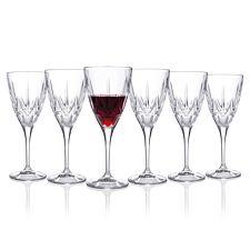 RCR Chic Luxury Red Wine Glass Set
