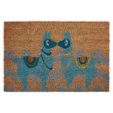 Premier Housewares Doormat - Llamas