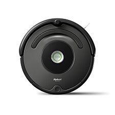 iRobot R676040 Roomba 676 Bagless 0.6L Robotic Vacuum Cleaner – Charcoal