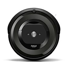 iRobot E515840 Roomba E5 Bagless 0.6L Robotic Vacuum Cleaner – Charcoal