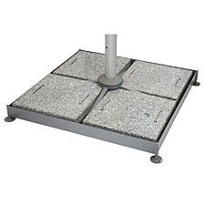 Glatz 120kg Sunwing Static Base - 1 Frame & 4 Granite Inserts