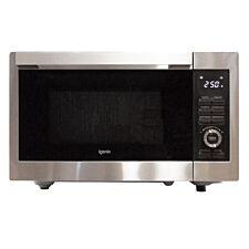 Igenix 30L 1000W Digital Combi Microwave - Stainless Steel Trim