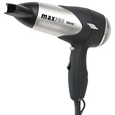 Wahl 1600W Hairdryer Max Pro With Diffuser