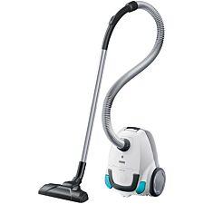 Zanussi ZAN2100WB Compact Go 650W Vacuum Cleaner – White/Blue