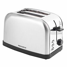 Progress EK2982SSP Classica 2-Slice Toaster with Variable Browning Control - Stainless Steel