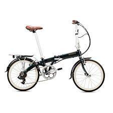 "Bickerton Junction 1707 Country 20"" Bike - Silver"