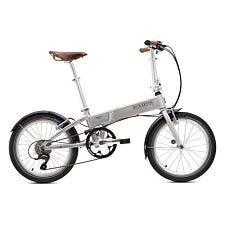 "Bickerton Argent 1909 Country 20"" Bike - Silver"