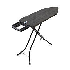 Brabantia C Steam Ironing Board 124x45cm - Denim Black