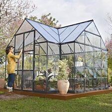 Palram Victory Orangery Greenhouse - 10' x 12'