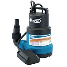 Draper 191L/Min Submersible Water Pump with Float Switch (550W)