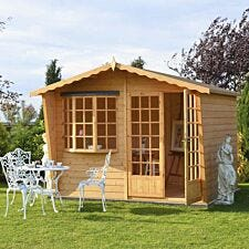 Shire Sandringham 10' x 6' Summerhouse