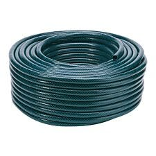 Draper 12mm Bore Green Watering Hose - 50m
