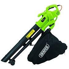 Draper Storm Force Garden Vacuum/Blower/Mulcher - 3000W