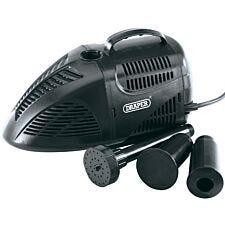 Draper 3000L/Hour Fountain Pump - 55W