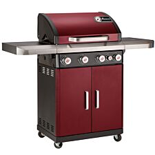 Landmann  Rexon PTS 4.1 Gas BBQ - Bordeaux