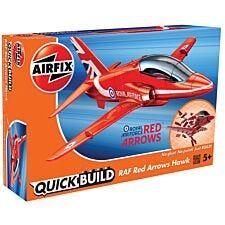 Quickbuild Red Arrows Hawk Model