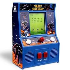 Space Invaders Mini Arcade Game (B/W Screen)