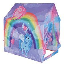 Charles Bentley Kids Unicorn Play Tent