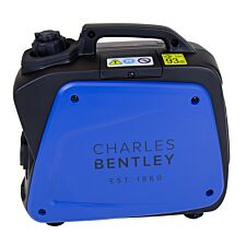 Charles Bentley 700W Portable Inverter Generator