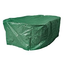 Draper Large Patio Set Cover (2700 X 2200 X 1000mm) - Green