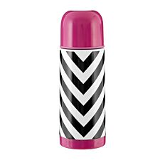 Maison By Premier Mimo Vacuum Flask Double Walled 350ml- Pink