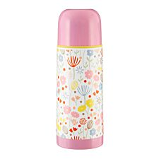 Maison By Premier Mimo Casey Vacuum Flask Double Walled 350ml- Pink