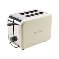 Kenwood TTM022 KMIX Two Slice Toaster 900 W - Cream