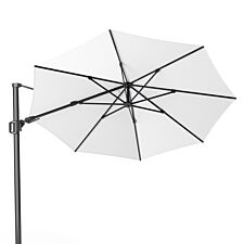 Pacific Lifestyle Challenger T2 3.5m Round Ivory Parasol