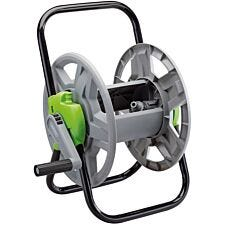 Draper Garden Hose Reel - Grey and Green
