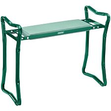 Draper Folding Revers Kneeler & Seat - Green