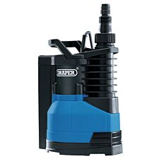 Draper Submersible Water Pump with Integral Float Switch - 400W