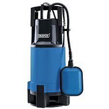 Draper 110V Submersible Dirty Water Pump with Float Switch - 750W