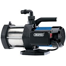 Draper Multi Stage Surface Mounted Water Pump - 1100W
